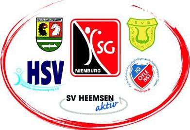 HSG Logo mit Stammvereinen