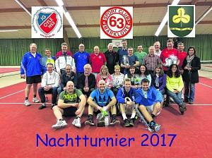 Nachtturnier 2017
