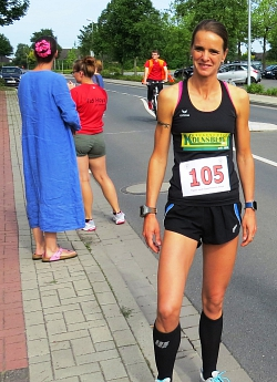 Nicole Krinke in Löningen