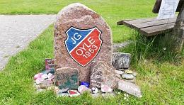 Steine der JG Oyle