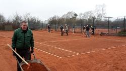 Tennis Platzbau 2018